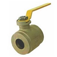 Ball valve DN-32 KSHG-32 (wafer)