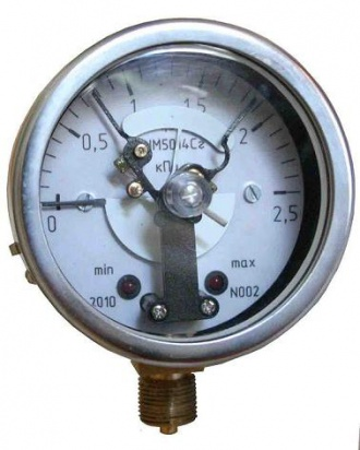 Manometer EKM-100-Eh-2,5