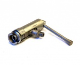 Clamp w/o hose (for refueling bottles) ACT8MU-00-81-00m