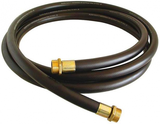 Filling hose Semperit (length on request) DN 38