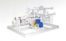 UGM pumping unit with NSVG pump