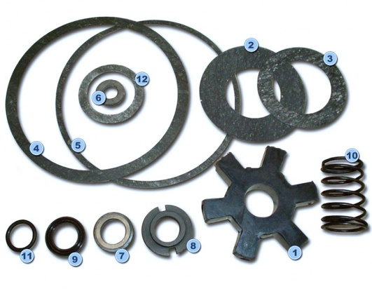 Repair kit for NSV-32 pump